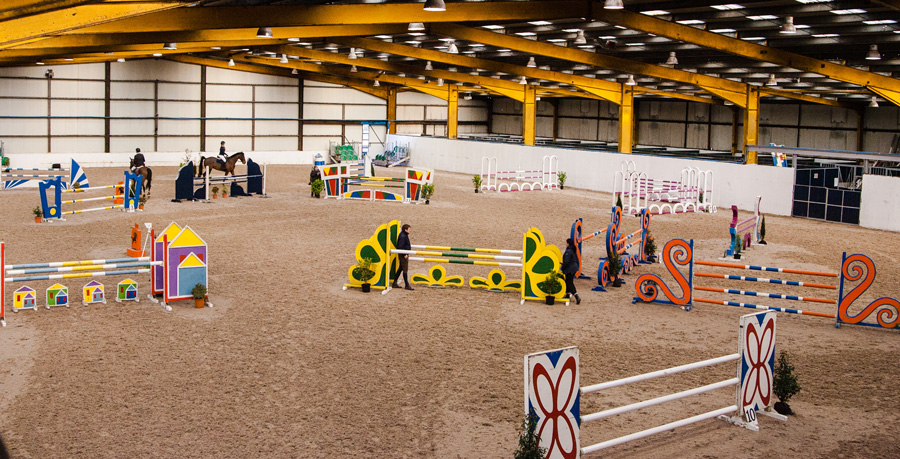 Livery and Open Schooling in County Kildare at JAG Equestrian